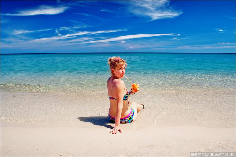 любительские фото мы на пляже