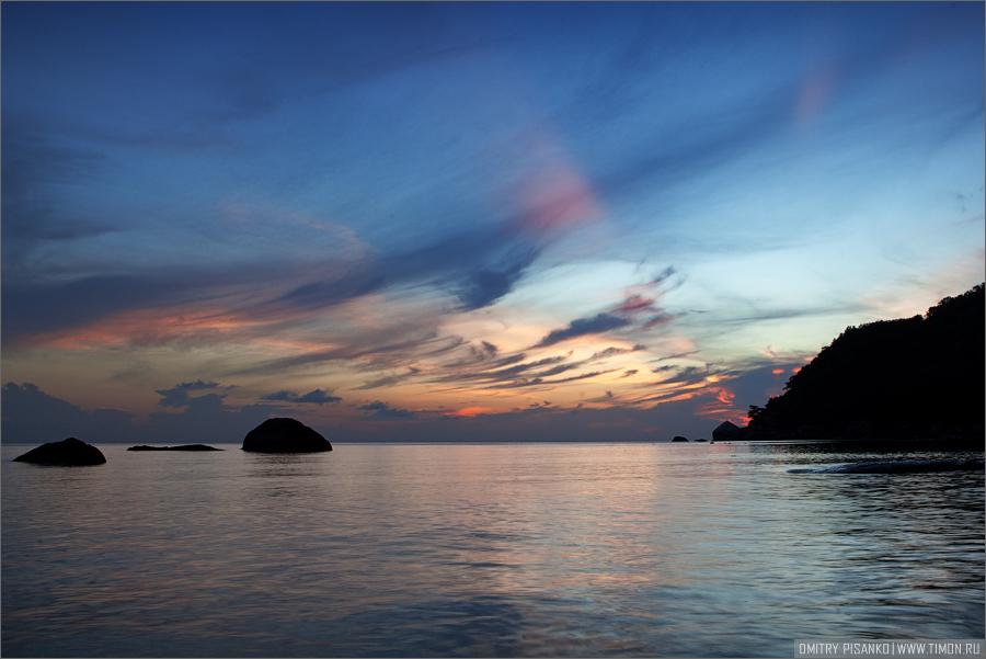 Рассветы и закаты, часть пятая - Остров Самуи, Тайланд (2010)