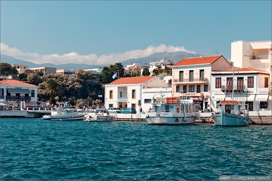 Поездка в Агиос-Николаос - Порт