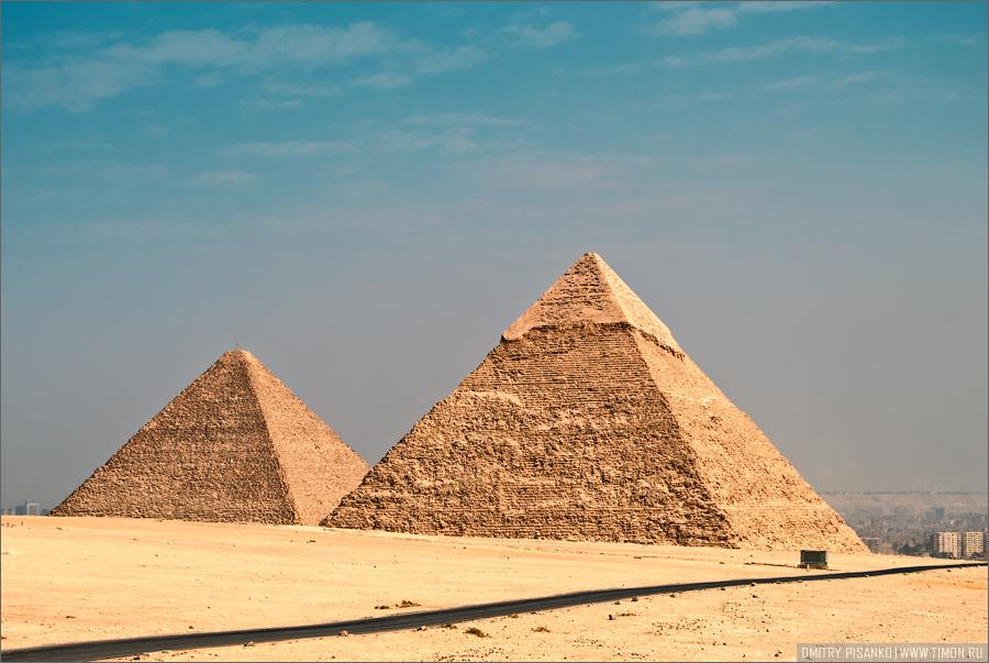 Египет экскурсионный - Египетские пирамиды