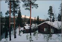 Новый год за полярным кругом или первый опыт самостоятельной организации поездки