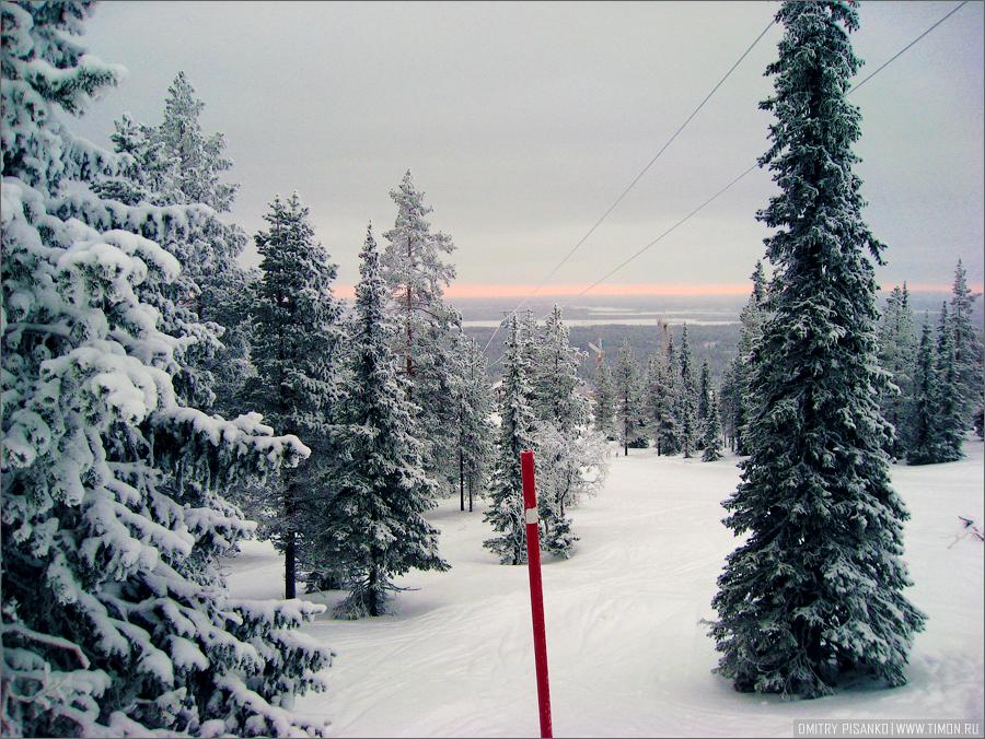 330 км лыжных трасс,