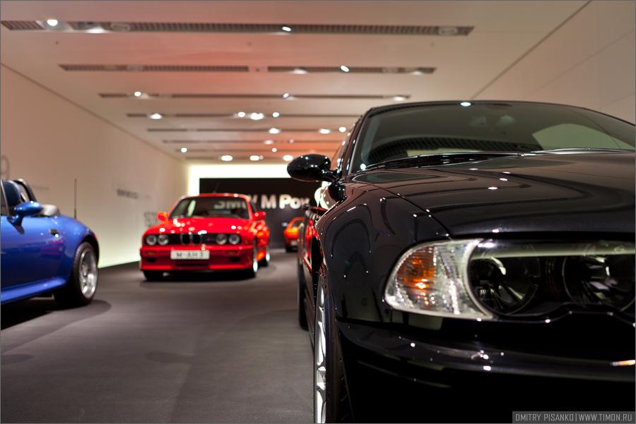 Мюнхен, Музей BMW, часть первая - Евротрип 2009