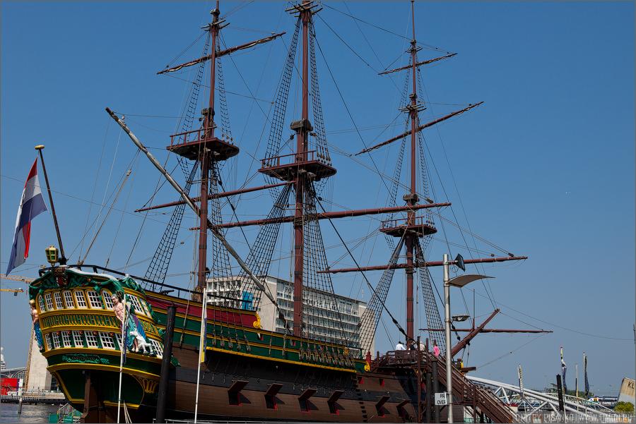 Амстердам похмельный и Волендам, часть шестая - Евротрип 2009